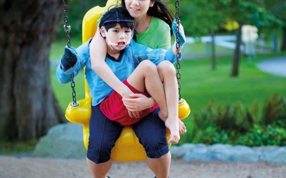 Magadages | Enfants en situation de polyhandicap